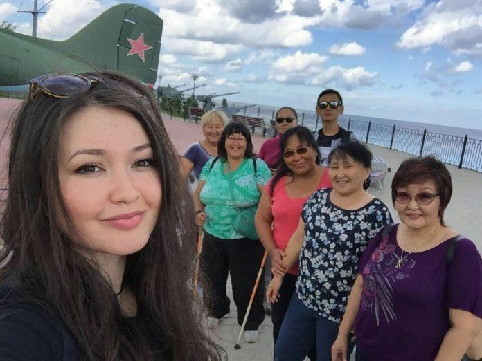 Якутяне посетили музей «Дорога жизни» в Ленинградской области