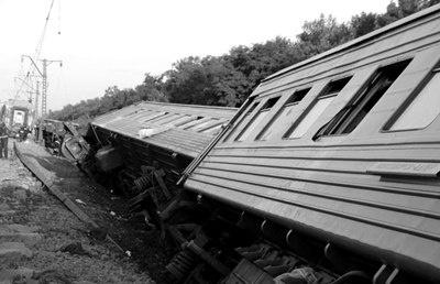 По следам железнодорожной катастрофы: Капитолово, 1958 год