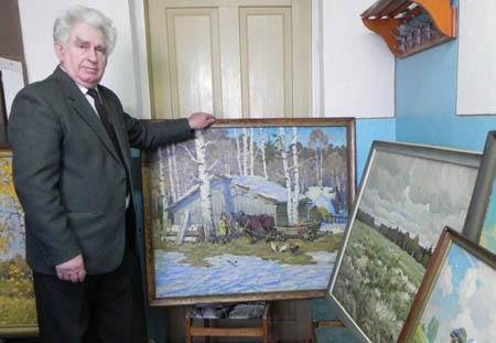 Михаил Гоптарёв