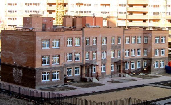 1 сентября в Мурино откроется новый детский сад