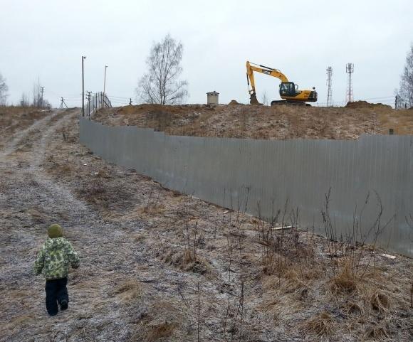 Защитники Колтушей узнали об очередном плане чиновников по застройке объекта ЮНЕСКО