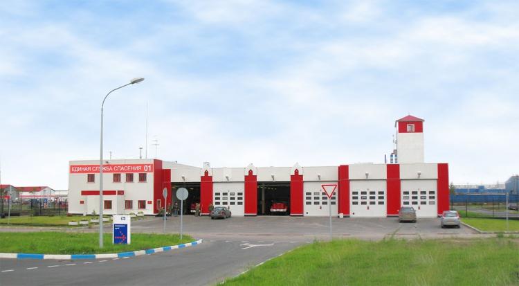 В Сертолово и Буграх появятся новые пожарные депо