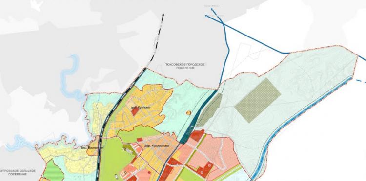 Площадь посёлка Кузьмоловский увеличится почти на 280 га