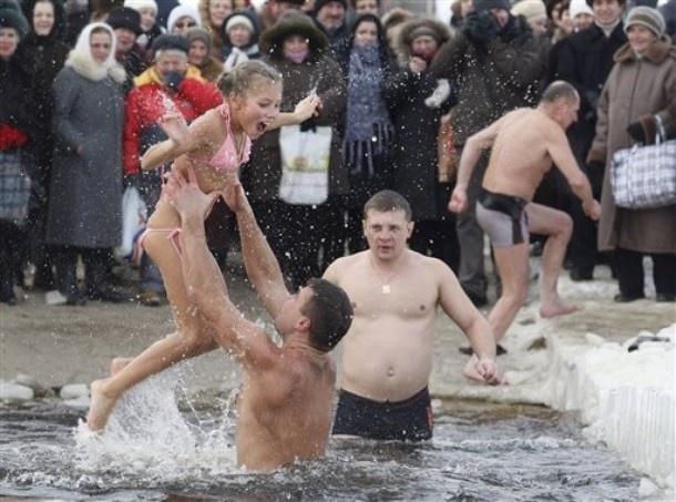 Названы места крещенских купелей в Петербурге и Ленобласти