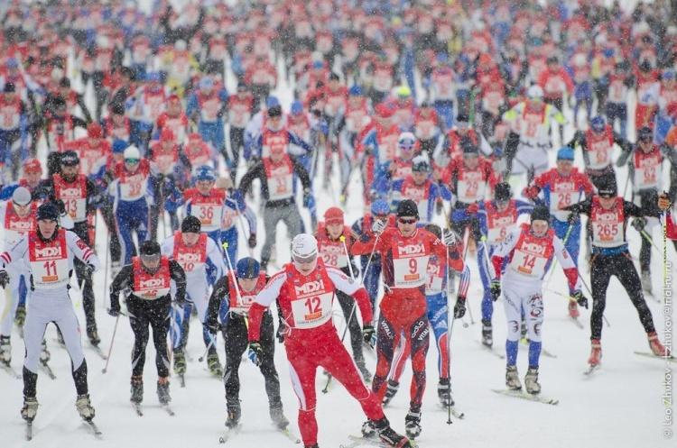 7 февраля пройдет XVII Токсовский лыжный марафон