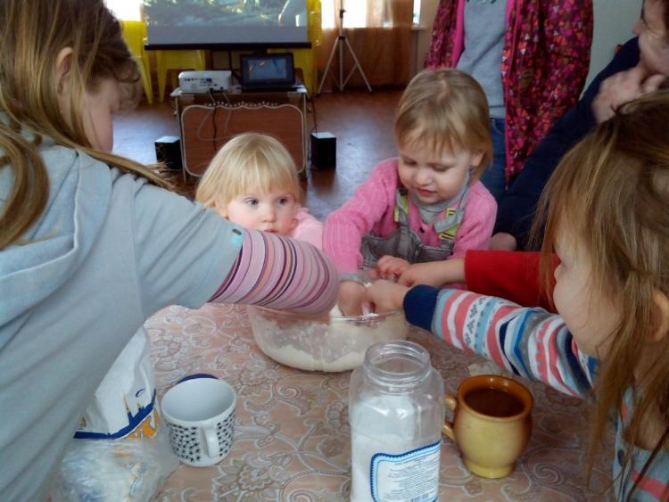 Старые добрые традиции закличек весны в Токсово