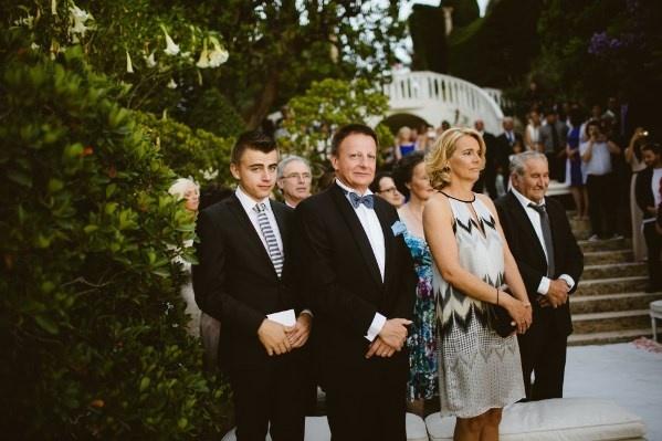 Простая свадьба: дочь Дрозденко вышла замуж на старинной вилле на Лазурном берегу