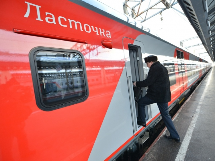 До ж/д станций Мельничный ручей и Кузнечное могут пустить Ласточки