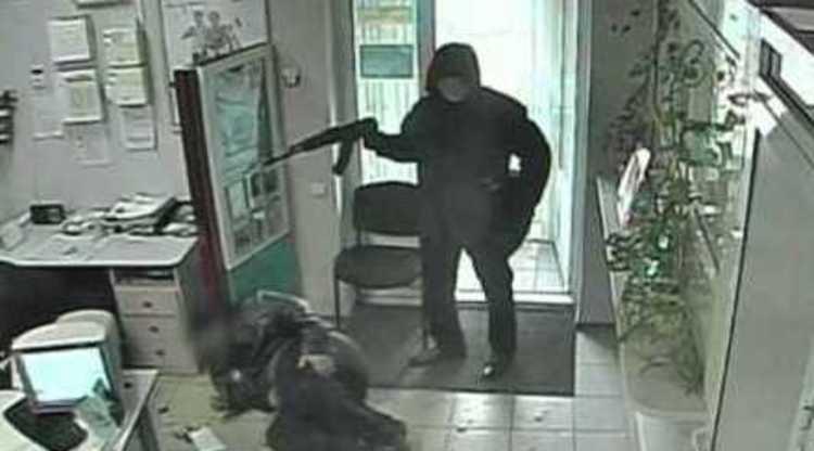 Полицейские поймали грабителей банка во Всеволожске