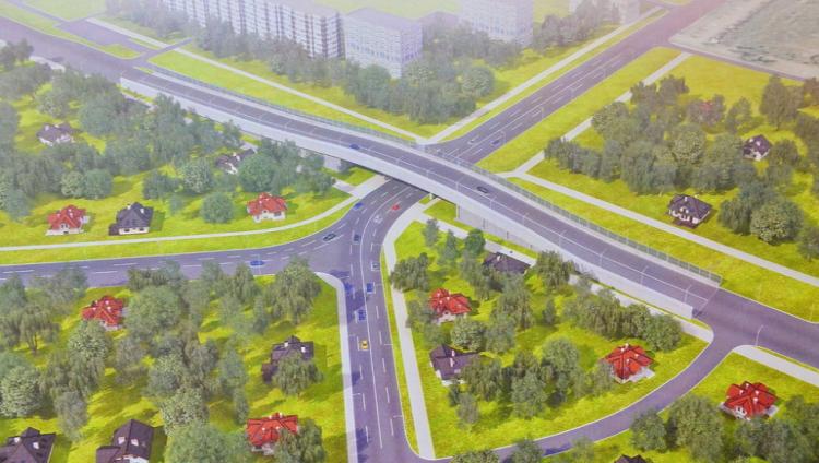 Дорога в объезд Всеволожска будет муниципальной