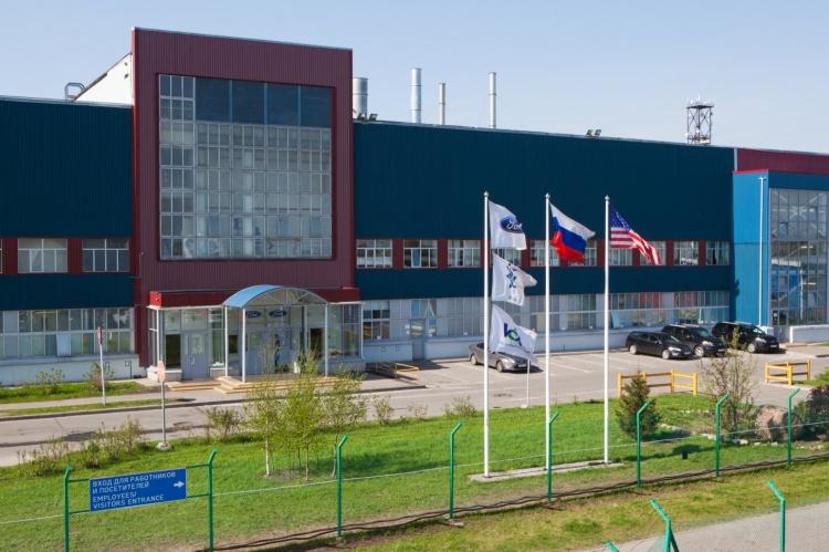 Ford во Всеволожске получил убыток 181 млн рублей по итогам 2015 года