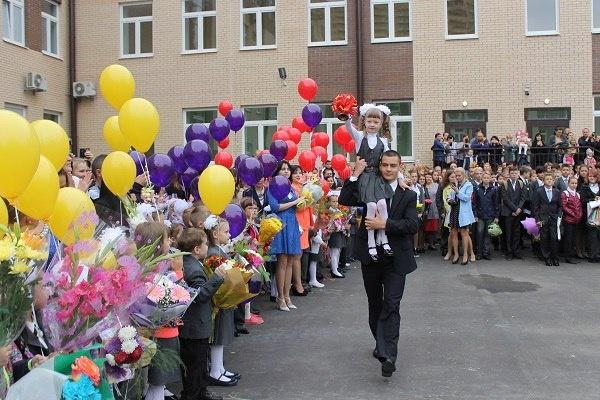 Первая Муринская средняя общеобразовательная школа открылась
