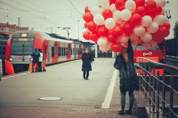 Первая «Ласточка» прилетела во Всеволожск (видео)