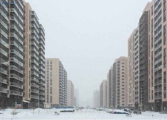 Госстройнадзор отозвал разрешение на ввод ЖК «Десяткино»