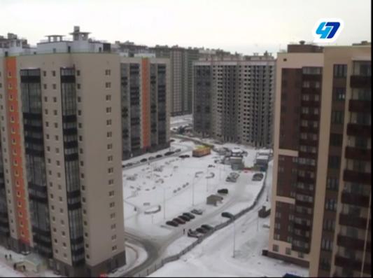 Новая школа в Мурино спасет от выселения жителей ЖК «Десяткино» (видео)