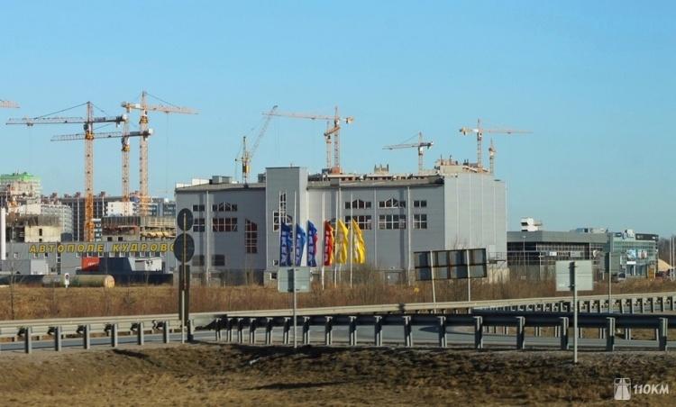 20 февраля рассмотрят эскиз планировки транспортного узла в Кудрово