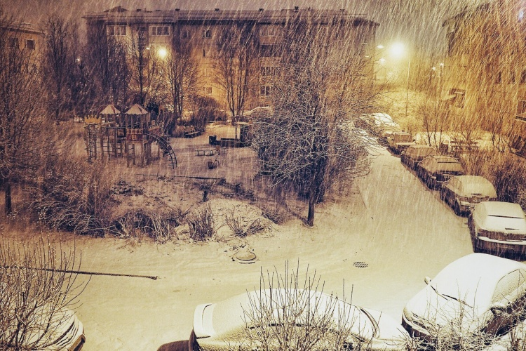 Непогода придет в Ленобласть на три дня