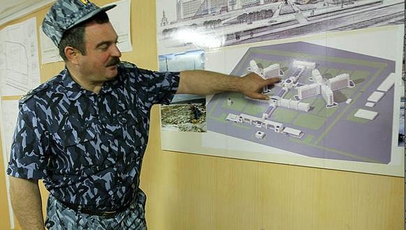 Замначальника петербургского УФСИН задержан по делу о покушении на сотрудника