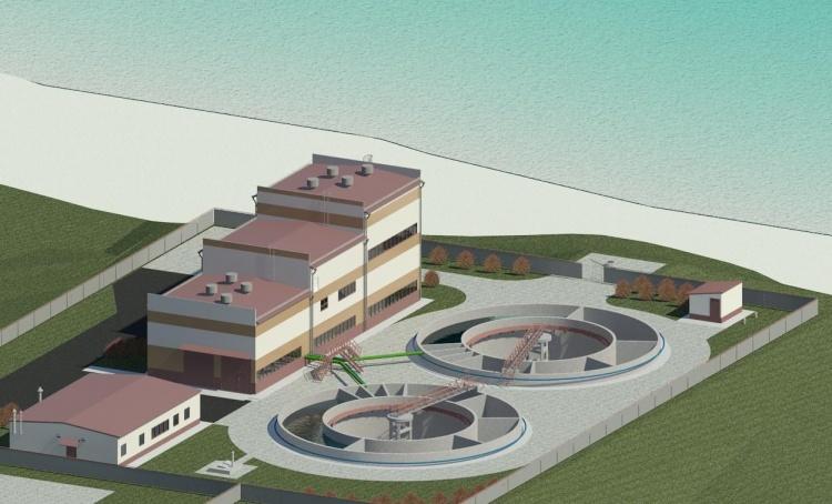 Новодевяткинскую канализацию спроектируют за 39,9 млн