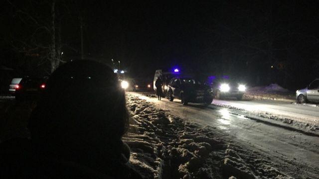 В тройном ДТП погиб водитель иномарки Nissan