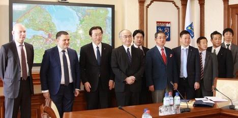 Делегация префектуры Киото вновь посетила Ленобласть
