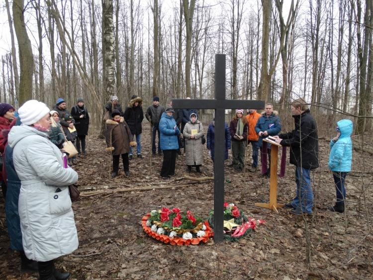 29 апрелясостоится субботник на всеволожском лютеранском кладбище св. Регины