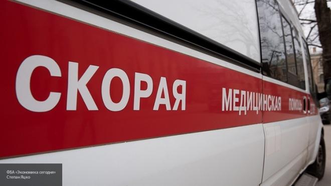Семиклассница выпала из окна пятого этажа в Ленобласти