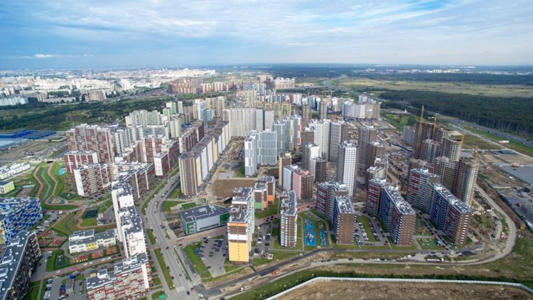 Всеволожский район оказался самым густонаселенным в России