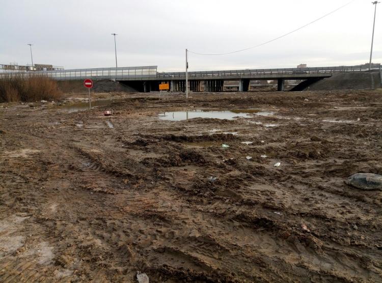 Получено разрешение на строительство «прокола» под КАД в районе западного Мурино