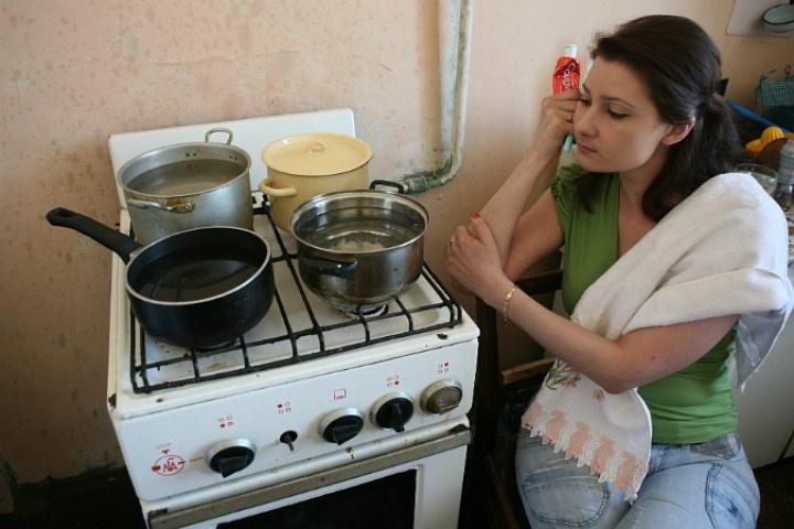 Из-за многомиллионных долгов Всеволожские тепловые сети не могут обеспечить жителей горячей водой