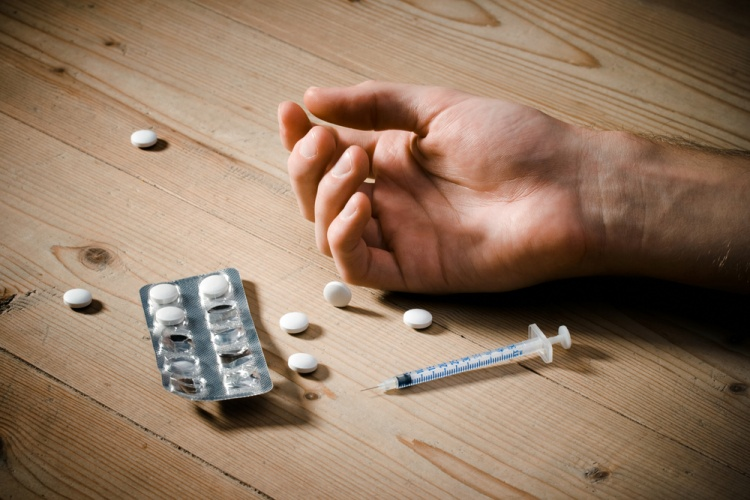 В Мурино гражданин США отравился наркотиками