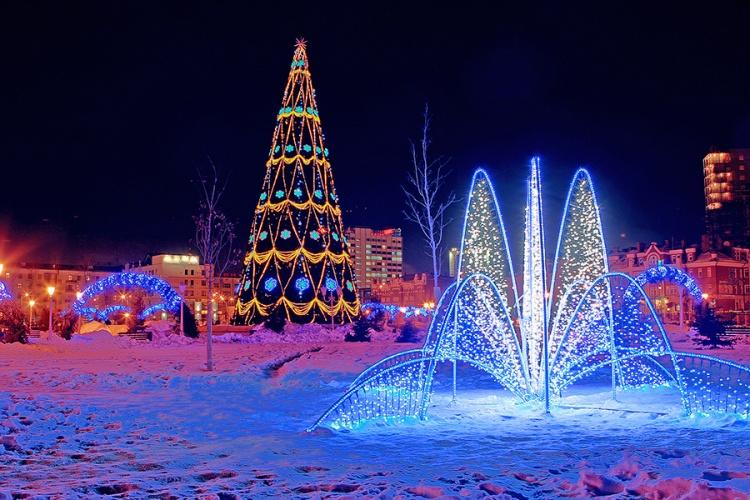 Сертолово к Новому году не украсят и на 100 тысяч рублей