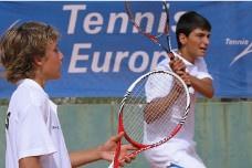 """Международный турнир """"Tennis Europe"""" стартовал во Всеволожске"""