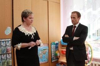 Поездка администрации Всеволожского района в Дубровское городское поселение