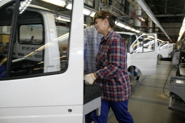 Завод Ford во Всеволожске будет работать четыре дня в неделю