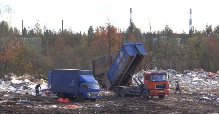 Администрация Всеволожского района обещает решить проблему с ядовитыми ручьями и мусорными горами