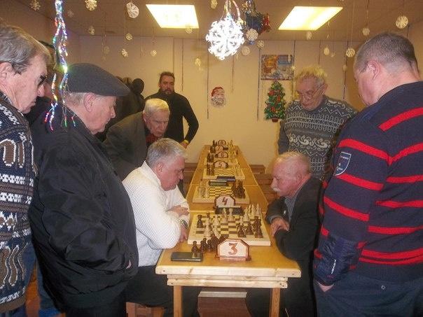 В шахматном клубе «Кузьмолово» прошёл квалификационный турнир