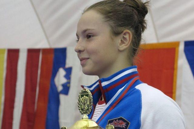 Влада Коваль победила на Vsevolozhsk Cup