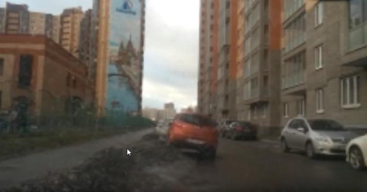 Запись прямой трансляции о «городе контейнеров» в Кудрово, где живут мигранты (видео)