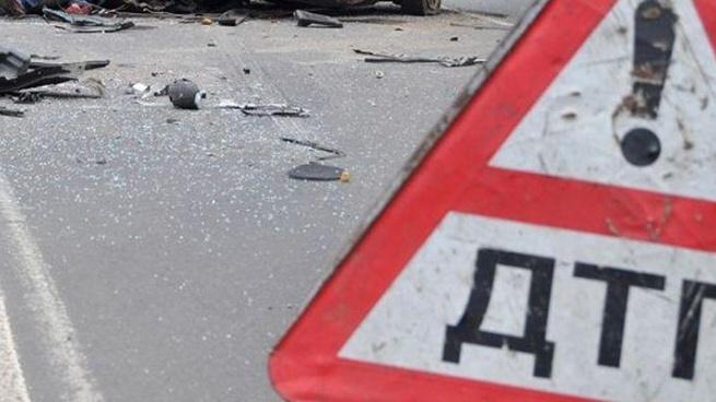 В деревне Рапполово в ДТП попало два автомобиля