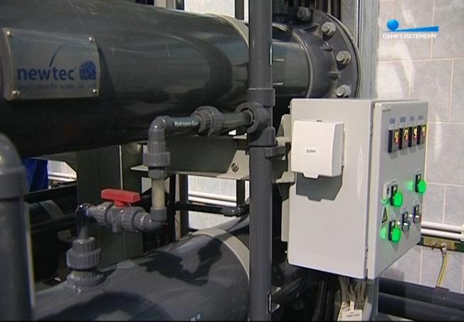 Реконструкцию Ладожского водовода оценили в 3,5 миллиарда рублей (видео)
