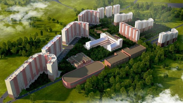 В ЖК «Тридевяткино царство» началось проектирование школы