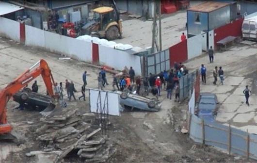Драка мигрантов в Кудрово обошлась строителям в полмиллиона рублей штрафов