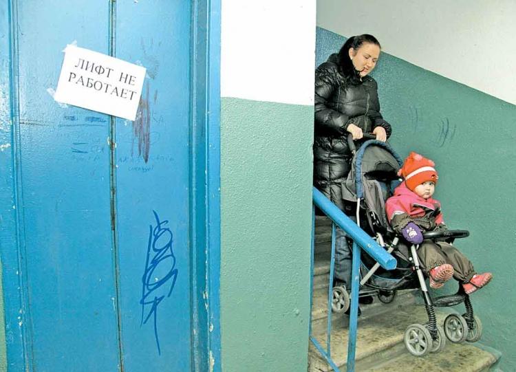 Ленинградское УФАС вновь подняло дело о лифтах