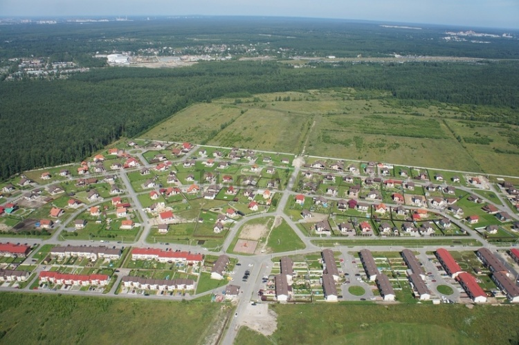 В Янино построят 350 тысяч квадратов жилья