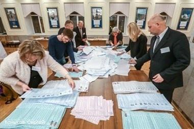 В Ленобласти обработано 97% бюллетеней на выборах в областной парламент
