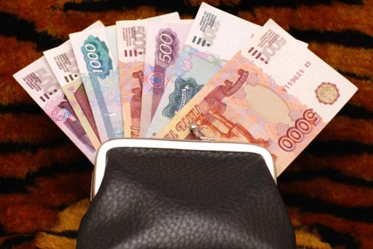 За три месяца средняя зарплата в Ленобласти сократилась более чем на 1300 рублей