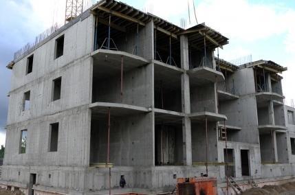 Недострой в Дубровке по цене квартиры