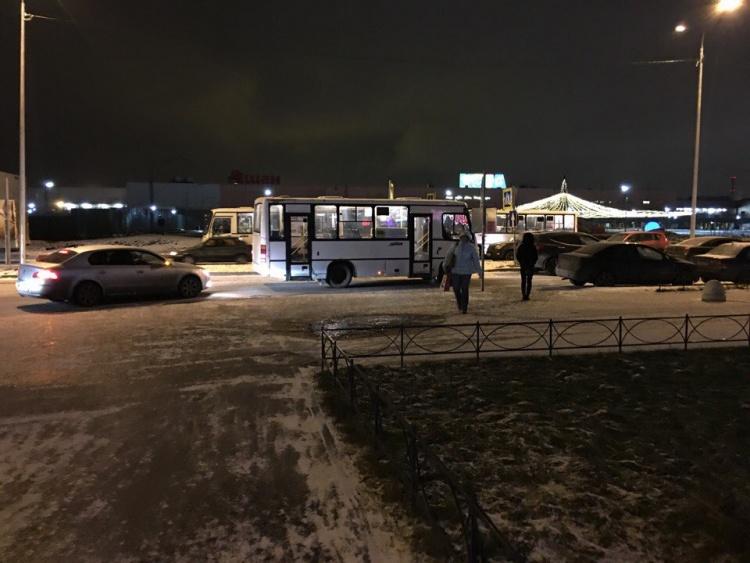 В Кудрово запустили новый автобусный маршрут