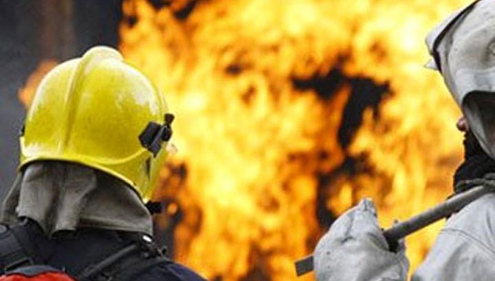 На пожаре во романовском садоводстве погибла женщина